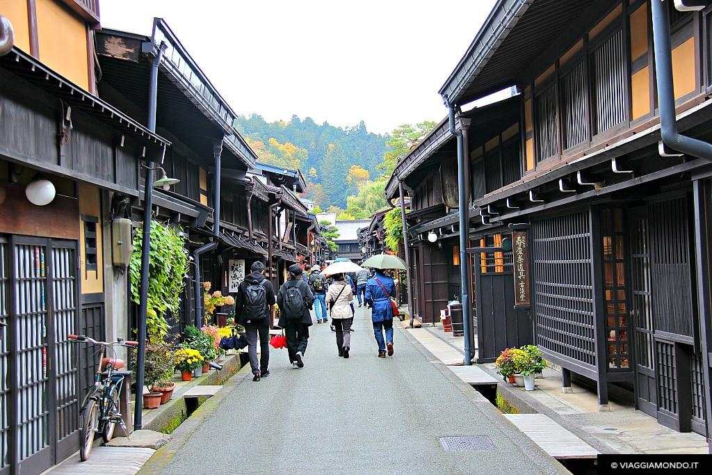 Itinerario di due settimane in giappone viaggiamondo for Case giapponesi antiche