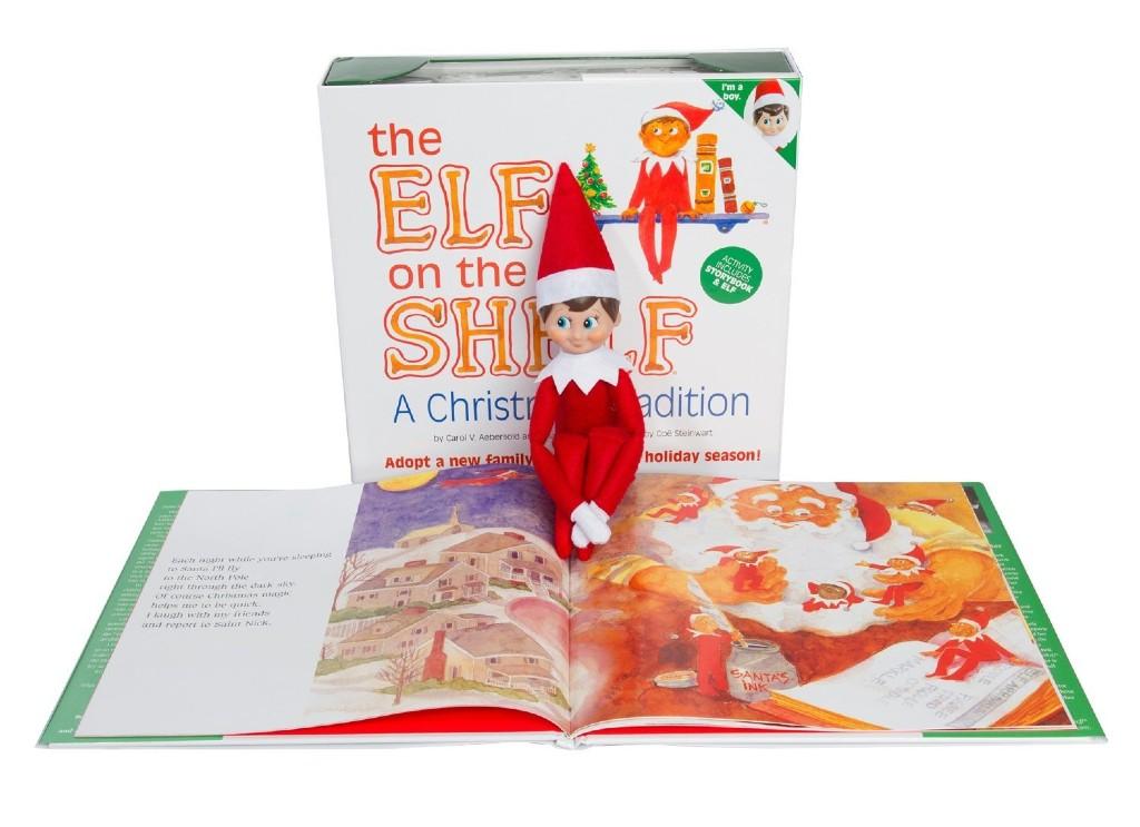 © 2020 CCA & B LLC - The Elf on the Shelf®