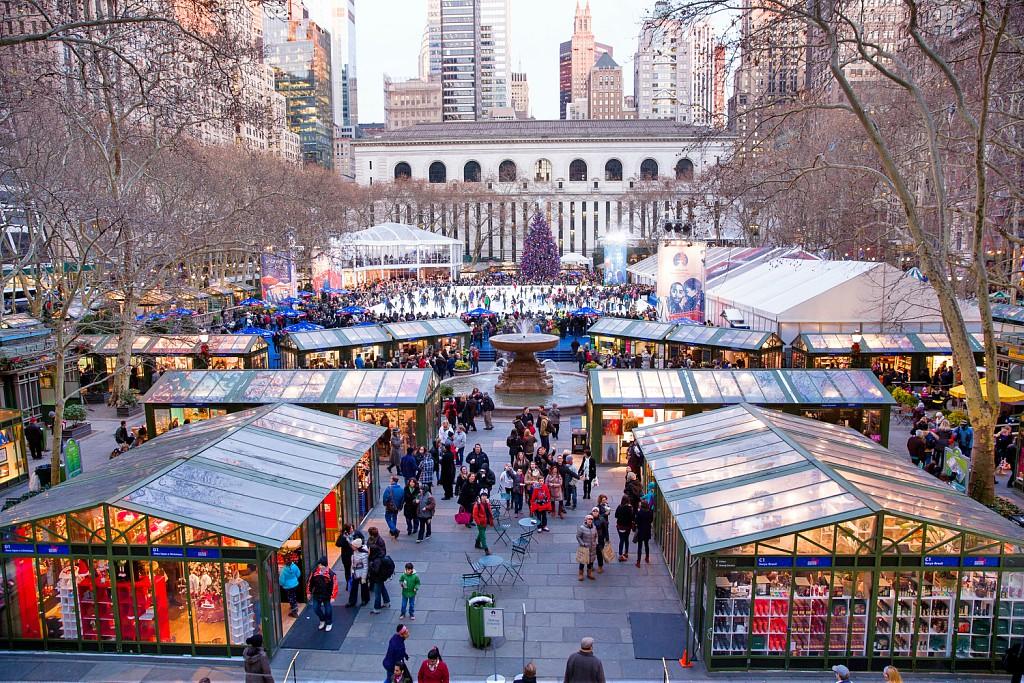 Immagini Natale A New York.La Magia Del Natale A New York Viaggiamondo